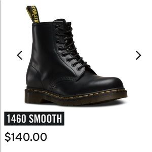 Doc Martens 1460 smooth boots